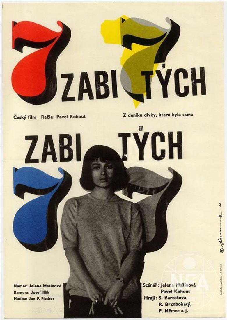 7 zabitých Poster