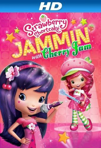 Strawberry Shortcake: Jammin with Cherry Jam Poster