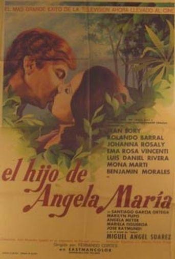 El hijo de Ángela María Poster