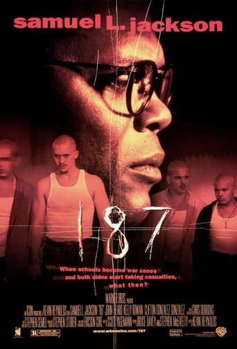 One Eight Seven Poster