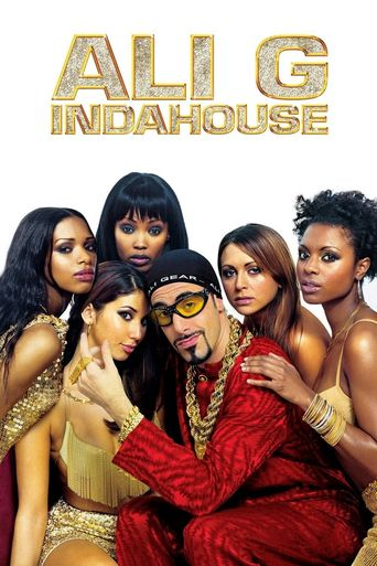 Ali G Indahouse Poster