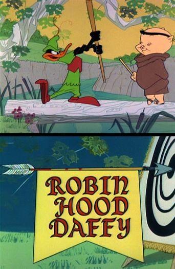 Robin Hood Daffy Poster