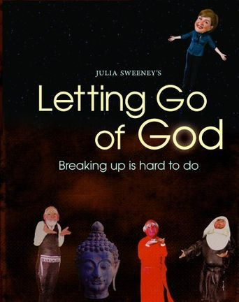 Julia Sweeney - Letting Go of God Poster