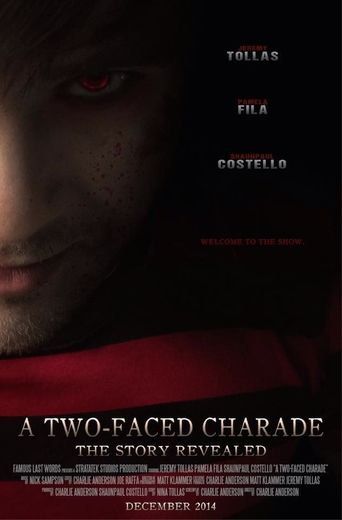 A Two-Faced Charade: The Story Revealed Poster