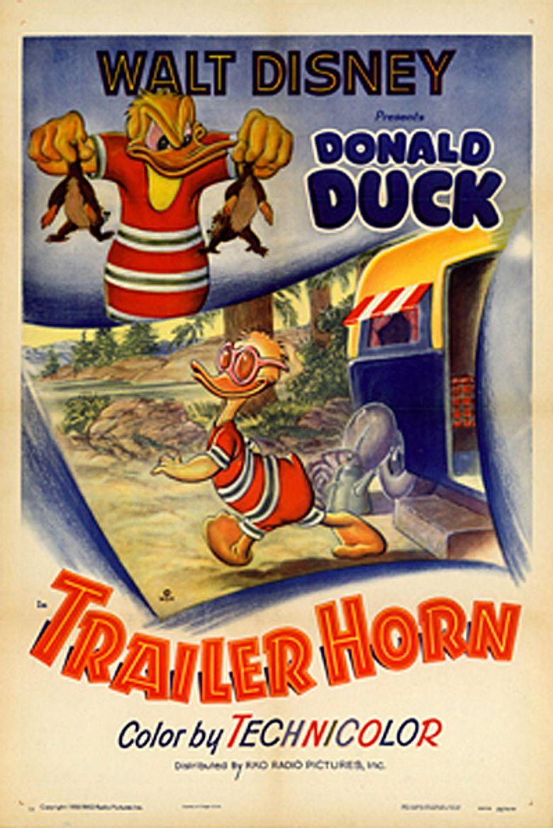 Trailer Horn Poster