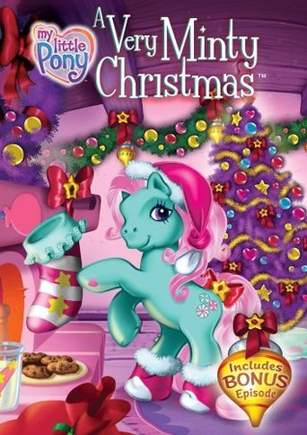 Watch My Little Pony: A Very Minty Christmas