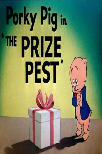 The Prize Pest Poster
