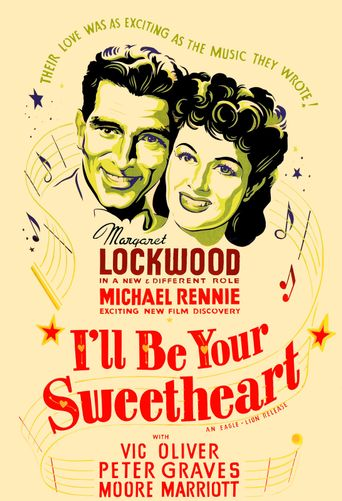I'll Be Your Sweetheart Poster