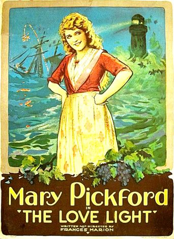 The Love Light Poster