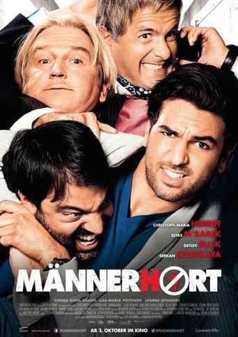 Männerhort Poster
