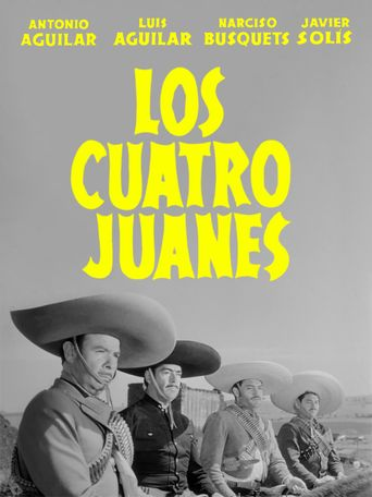 The Four Juanes Poster