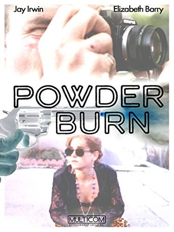Powderburn Poster