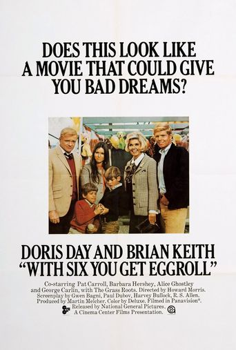 With Six You Get Eggroll Poster