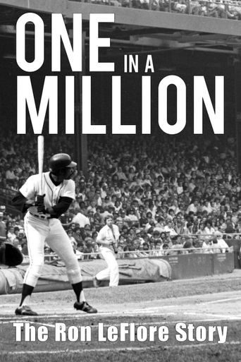 One in a Million: The Ron LeFlore Story Poster