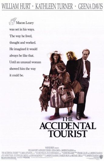 Watch The Accidental Tourist