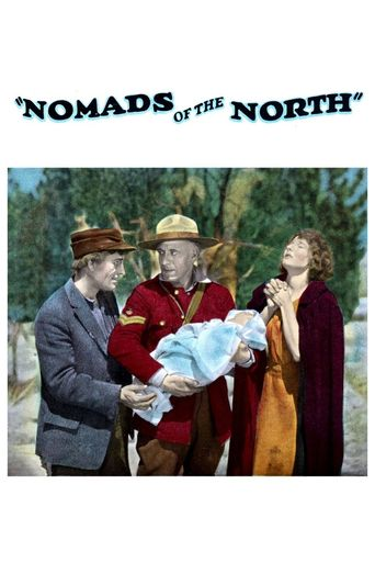 Nomads of the North Poster