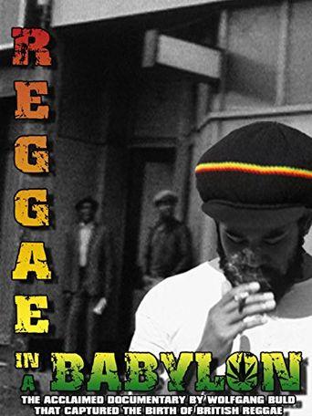 Reggae In A Babylon Poster