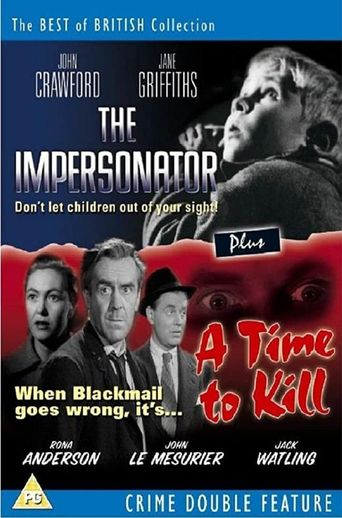 The Impersonator Poster