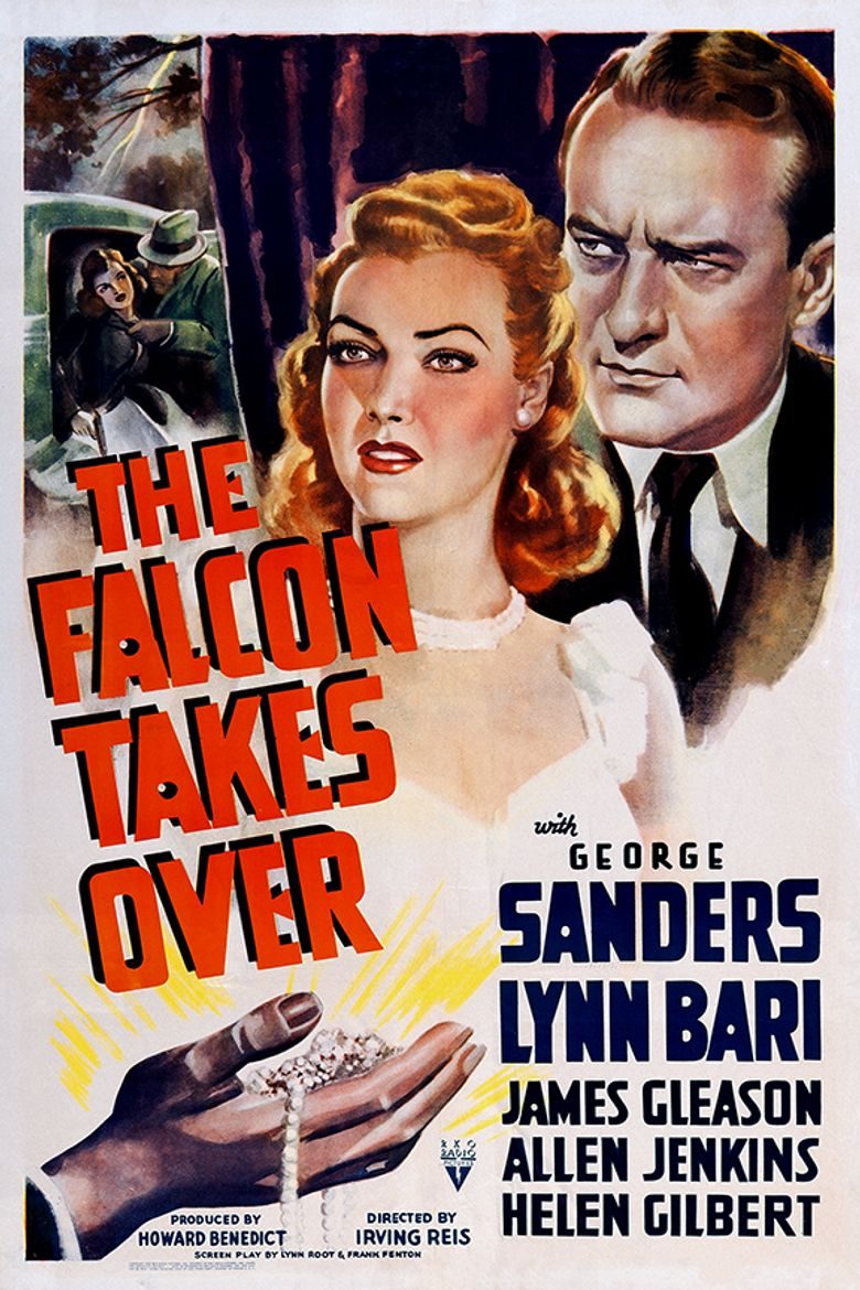 The Falcon Takes Over Poster