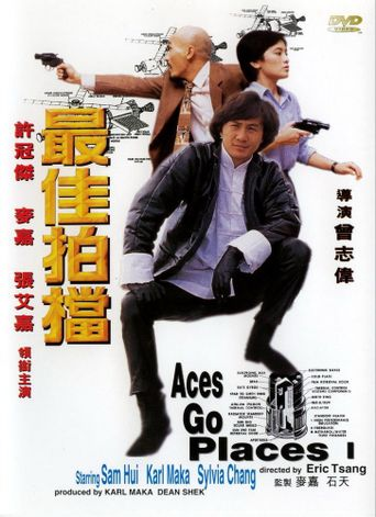 Aces Go Places Poster