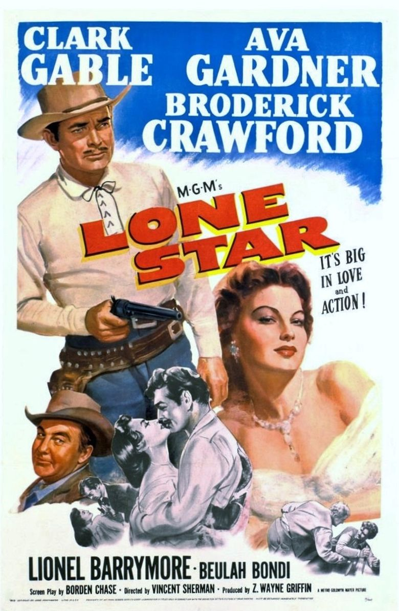 Lone Star Poster