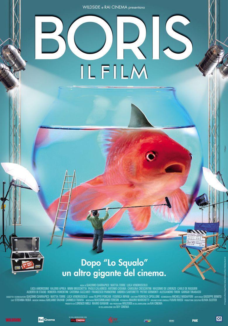 Boris - Il film Poster