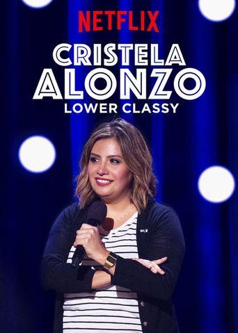 Cristela Alonzo: Lower Classy Poster