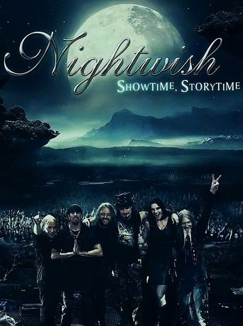 Nightwish: Showtime, Storytime Poster