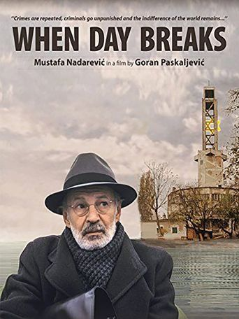 When Day Breaks Poster