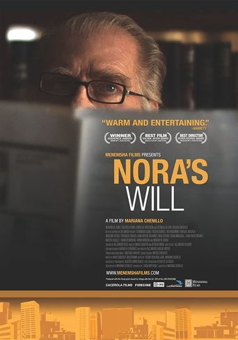 Nora's Will Poster