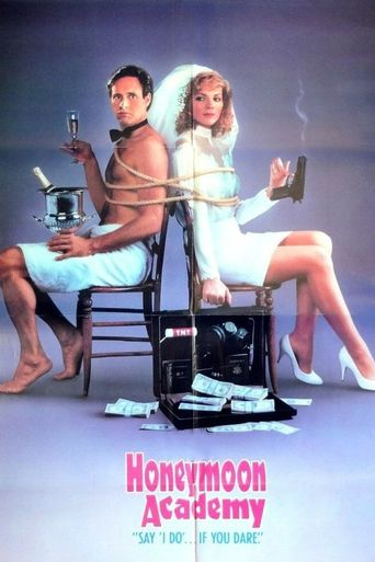Honeymoon Academy Poster