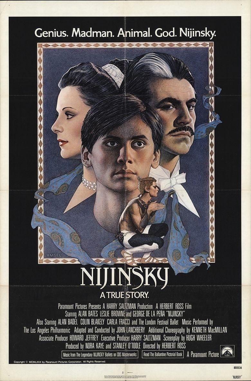 Nijinsky Poster