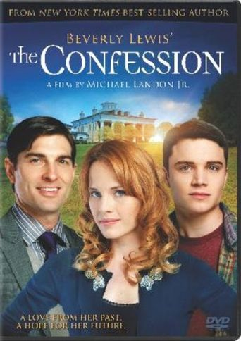 Beverly Lewis' The Confession Poster