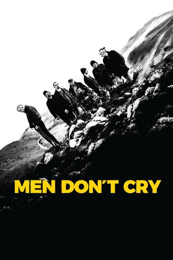 Men Don't Cry Poster