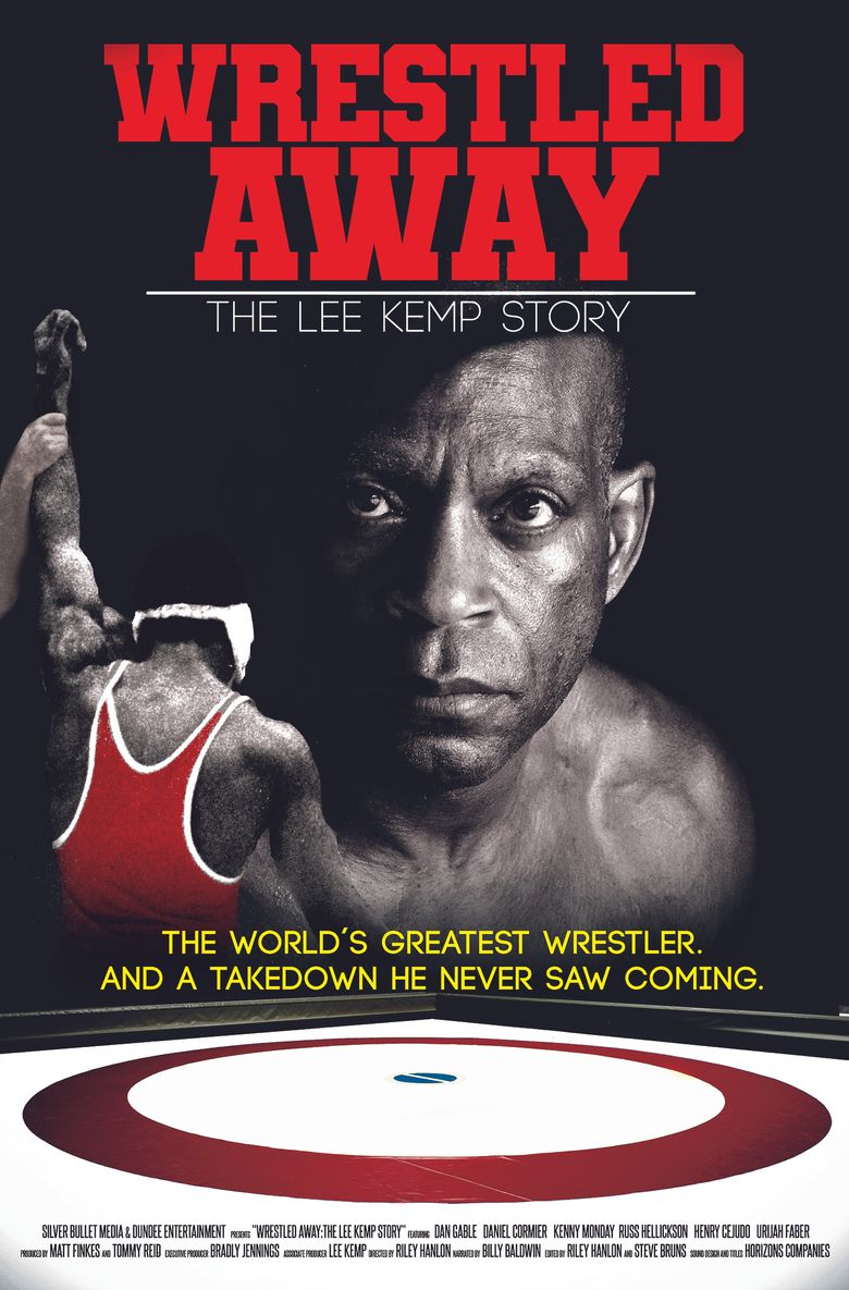 Wrestled Away: The Lee Kemp Story Poster