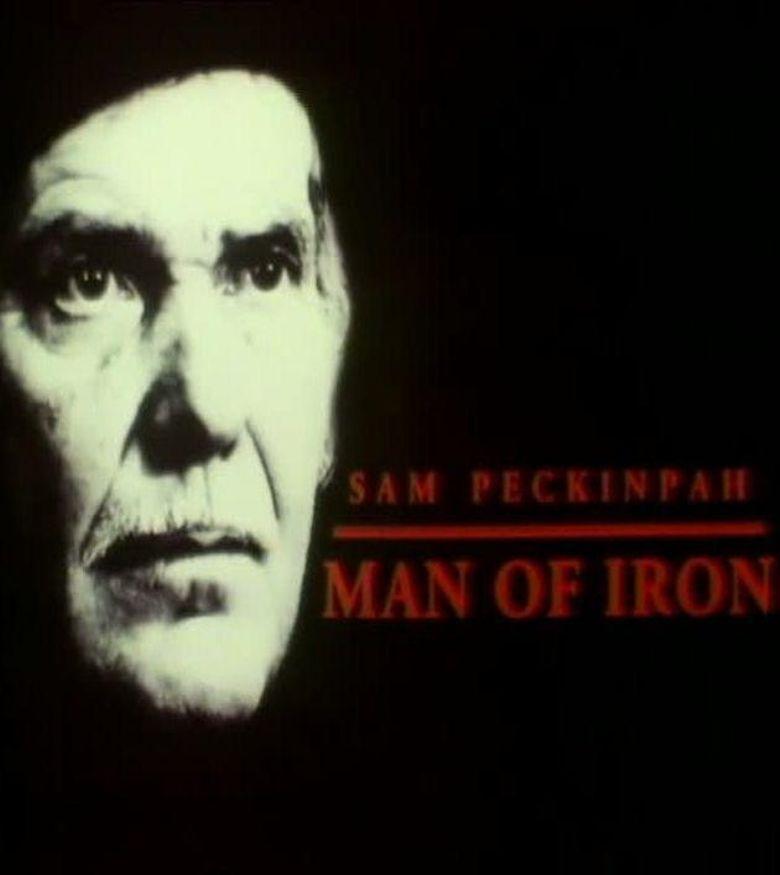 Sam Peckinpah: Man of Iron Poster