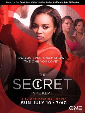 The Secret She Kept Poster
