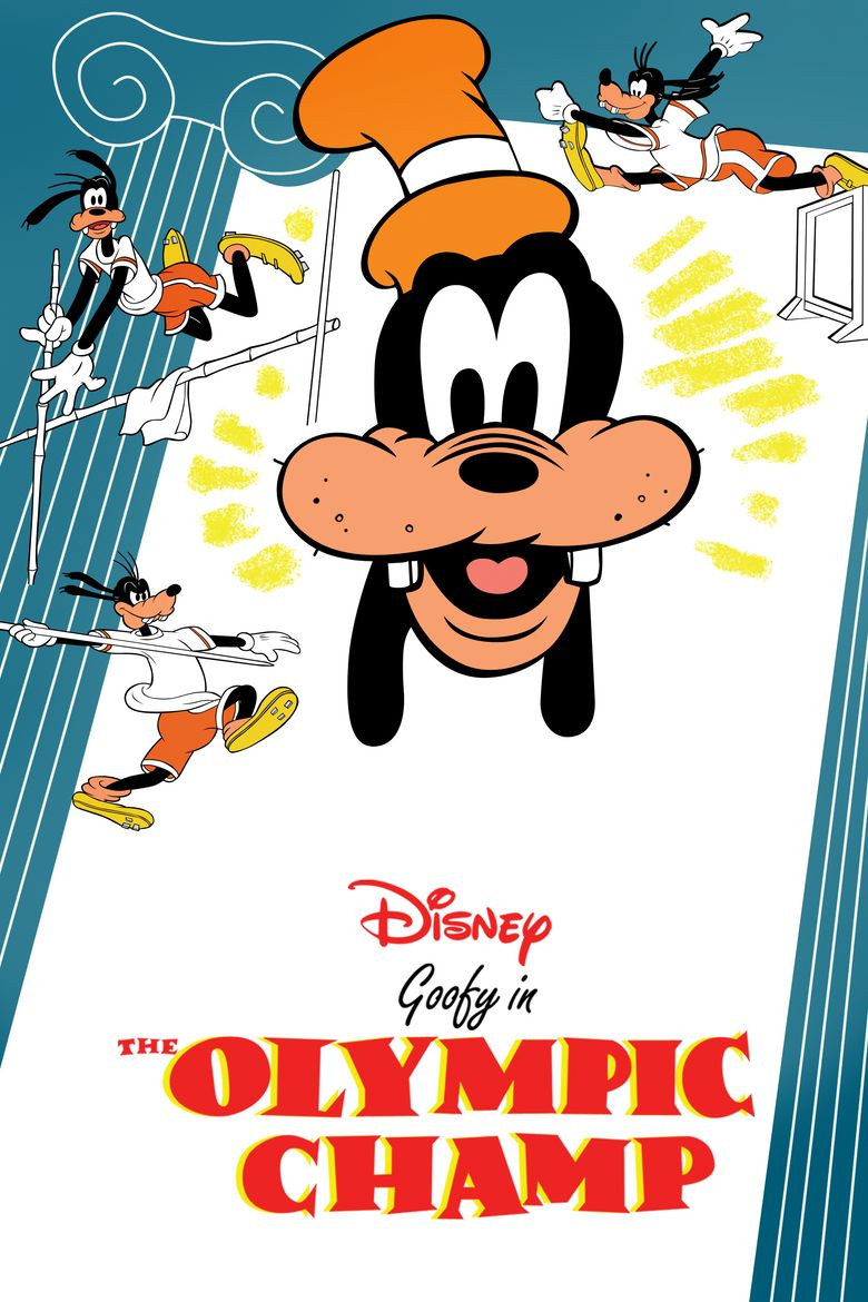 The Olympic Champ Poster