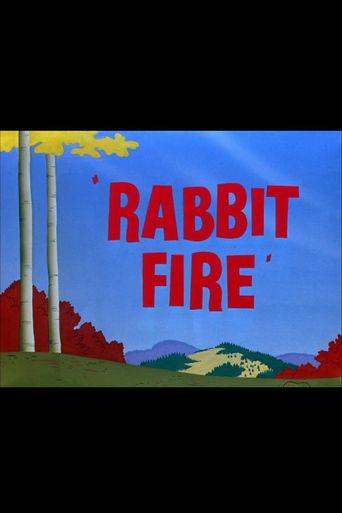 Rabbit Fire Poster