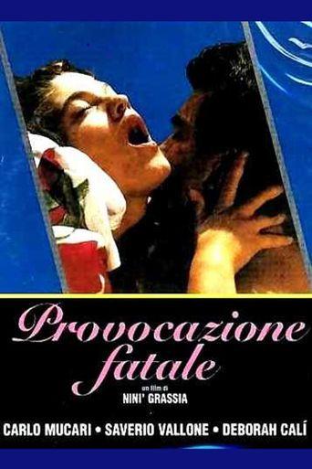 Provocazione fatale Poster