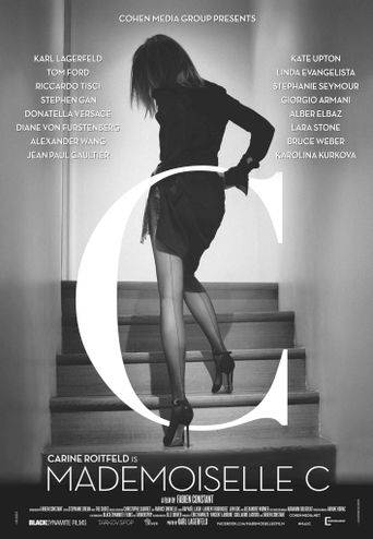 Mademoiselle C Poster