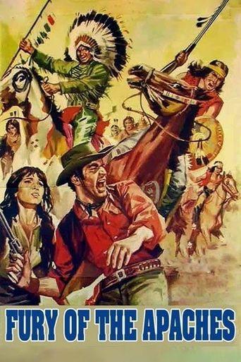 Apache Fury Poster