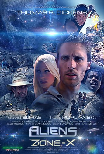 Aliens: Zone-X Poster