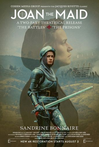 Joan the Maid II: The Prisons Poster