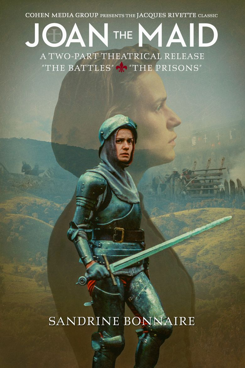 Joan the Maid 2: The Prisons Poster