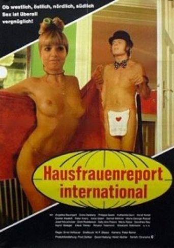 Hausfrauen Report international Poster