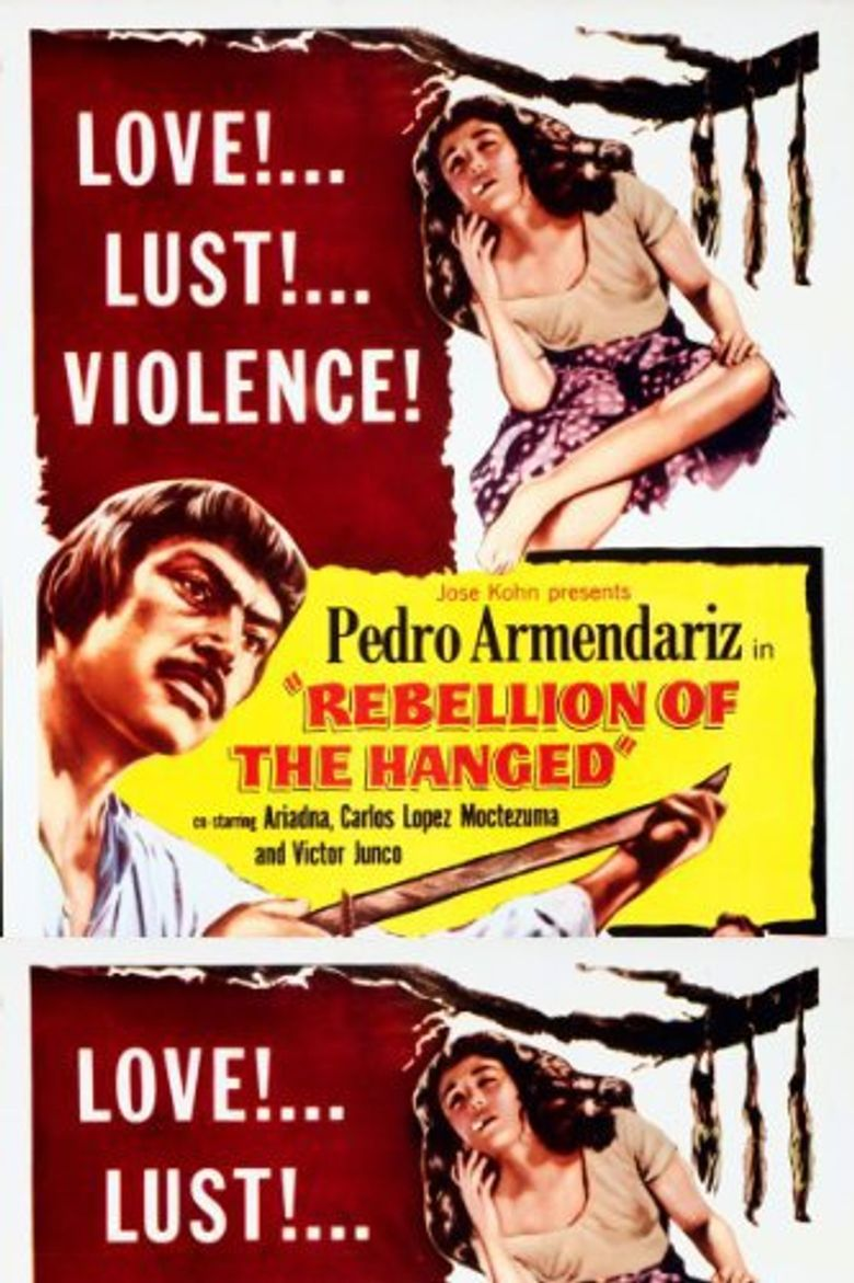 Rebellion of the Hanged Poster
