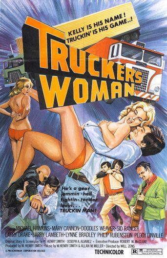 Truckin' Man Poster