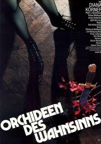 Orchideen des Wahnsinns Poster