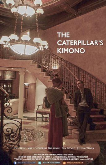 The Caterpillar's Kimono Poster